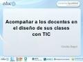 Planificación de clases TIC.- | educacion-y-ntic | Scoop.it