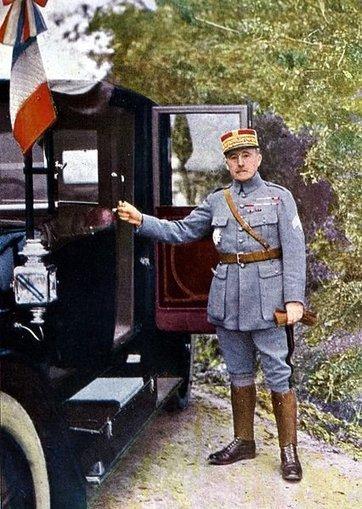 25 décembre 1916 : Nivelle remplace Joffre à la tête des armées françaises | Racines de l'Art | Scoop.it