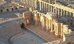 Isis video shows killing of Syrian troops at Palmyra amphitheatre | Saif al Islam | Scoop.it