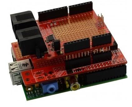 RPi-ShieldBridge pour fusionner les univers Arduino et Raspberry Pi | technologie 4ème | Scoop.it