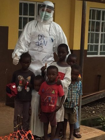 An Ebola Doctor's Return From the Edge of Death | Public Relations & Social Media Insight | Scoop.it