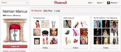 How Brands Are Using Pinterest - And What They Can Do Better | Pinterest | Scoop.it