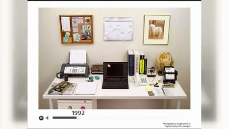This is How Much Desks Have Changed in 30 Years | Digitalised Minds | Scoop.it