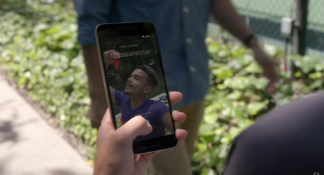 Google présente Duo, son application d'appels vidéo   Actualité Social Media : blogs & réseaux sociaux   Scoop.it