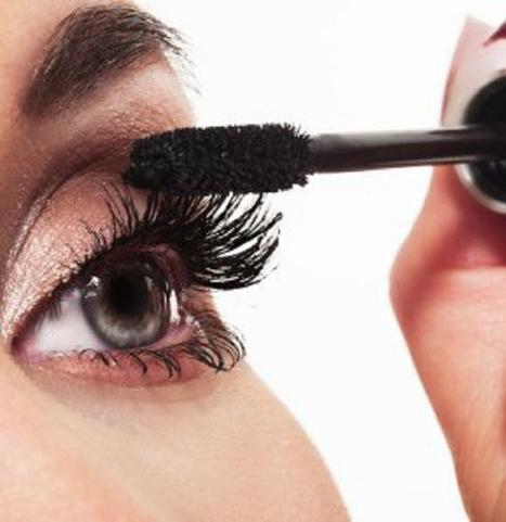 Mascara Application Tips For Voluminous Eye Lashes - Eye Makeup For   Eye Makeup   Scoop.it