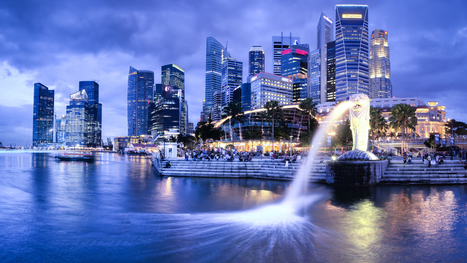 Singapore Is On Its Way To Becoming An Iconic Smart City | Urban Life | Scoop.it
