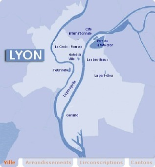 Résultats électoraux de Lyon s'appuyant sur des données ouvertes | Open Data France | Scoop.it
