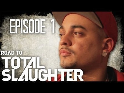 [Watch] Eminem's Shady Films Presents: Road to Total Slaughter ep.1 #Getmybuzzup | Total Slaughter | Scoop.it