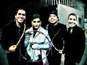"Native Appropriations: Nelly Furtado's ""Big Hoops"" Video: Native dancers represent! | Mixed American Life | Scoop.it"