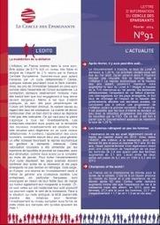 Philippe CREVEL » Blog Archive » La lettre de l'épargne et de la retraite février 2014 | Economie, Epargne et Retraite | Scoop.it