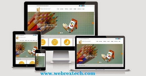 Here come new ideas for Web designing | Webrex Blog | SEO Services | Scoop.it