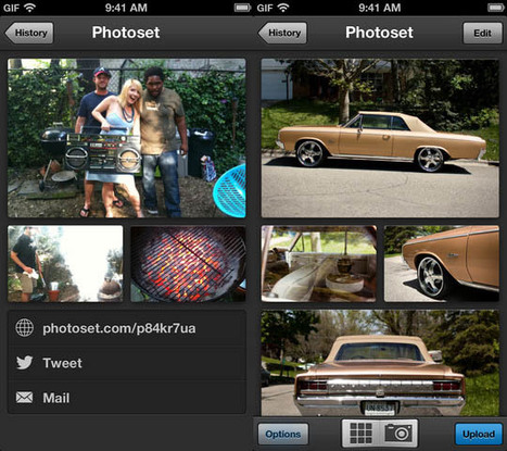 Tumblr Launches a Standalone iOS Photo Sharing App Called ... | iPhoneography and storytelling | Scoop.it