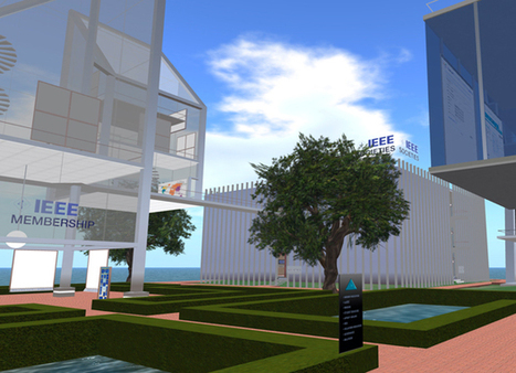 IEEE Wants Virtual Worlds to Be Taken Seriously - The Institute | Non-Profits | Scoop.it