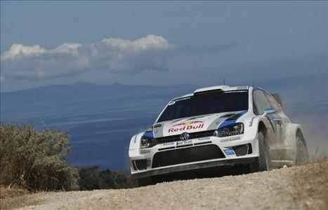 Rally: Ogier logra en Cerdeña su cuarto triunfo de la temporada - Informe21.com (Sátira) | Rally | Scoop.it