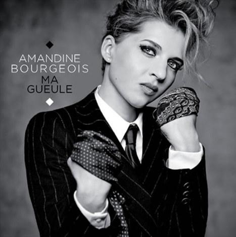 Amandine Bourgeois : masculine et féminine pour son nouveau clip, Ma Gueule | Aufeminin | Scoop.it