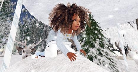 Cold Hands and Feet   亗 Second Life Kids Lookbook 亗   Scoop.it