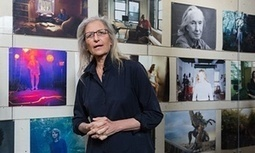 Annie Leibovitz: latest show explores women as 'whole human beings' | Backstage Rituals | Scoop.it