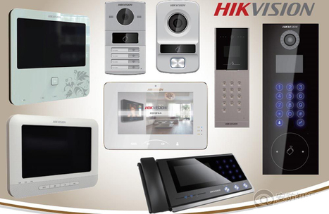 Hikvision Ip Video Door Phone System Solution