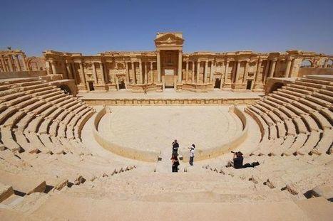 Etat islamique, la terreur par les symboles | Géographie : les dernières nouvelles de la toile. | Scoop.it
