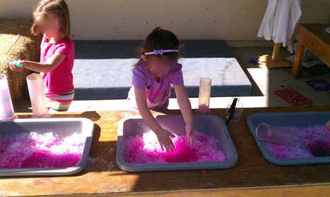 Exploring the Outdoor Classroom | Learn through Play - pre-K | Scoop.it