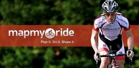 App van de week: MapMyRide - PreSolution | Voeding Bewegen Gezondheid en Leefstijl | Scoop.it