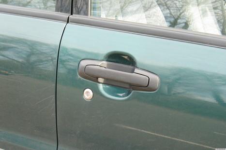 PHOTOS: Genius Way To Avoid Car Door Dents | READ WHAT I READ | Scoop.it
