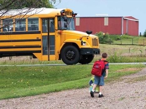 Survey finds 9 danger zone deaths in last school ... - School Bus Fleet | School Bus Regulations | Scoop.it