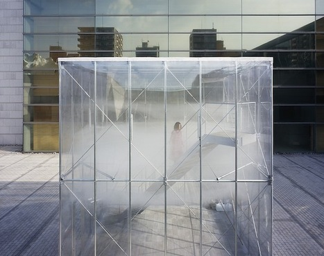 Art Installation lets you Walk on Clouds | Cool Art | Scoop.it