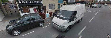 Photo : quand Google Street View photographie une scène insolite | Actu Tourisme | Scoop.it