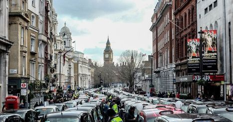 London wants to make for-hire drivers pass a written English test, and Uber is not happy | Pour une autre manière de consommer | Scoop.it