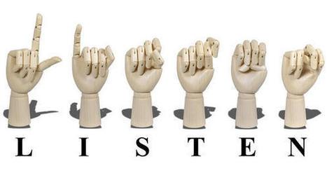 MyVoice donne de la voix au langage des signes | L'Atelier: Disruptive innovation | E-Health | Scoop.it