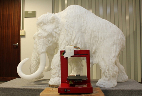 Woolly Mammoth Resurrection – Forget DNA Regeneration, Just 3D Print One in 197 Pieces | Museums and emerging technologies | Scoop.it