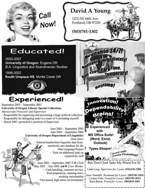 Rechercher un emploi via le Web | orientation - R.Schuman | Scoop.it
