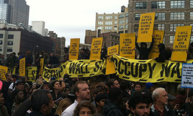 Occupy and anarchism's gift of democracy | Civic Food Networks | Scoop.it