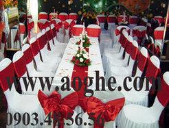 Áo phủ ghế tiệc cưới | Địa chỉ cung cấp, may áo phủ ghế tiệc cưới giá rẻ, đẹp | Thế giới mới | Scoop.it