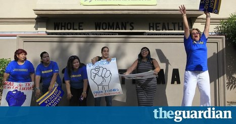 Abortion access still strained even after landmark US supreme court ruling   gender issues - human rights   Scoop.it