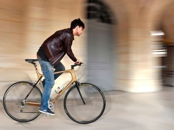 Wood & Technology Become the Axalko, a Unique Bicycle for Professional Cyclists And Nature Lovers (Video) | Sustainable Futures | Scoop.it
