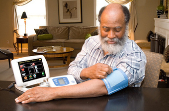 iPhone : Unique technology helps keep patients connected | mobile_community | mHealth: Patient Centered Care-Clinical Tools-Targeting Chronic Diseases | Scoop.it