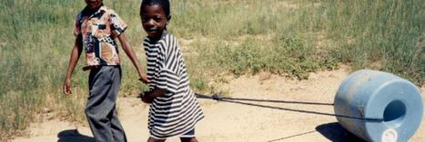 Q Drum, le bidon qui allège la corvée d'eau | Vous avez dit Innovation ? | Scoop.it