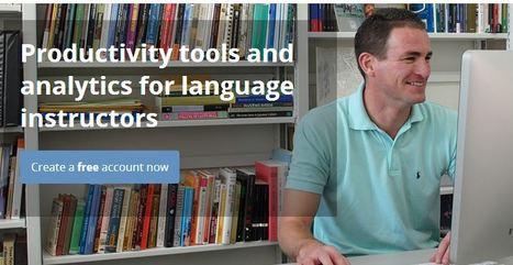 Language Cloud | Tools for Lnaguage Teachers | Scoop.it