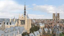 Paris 1550 en 3D, devenez partenaire - Patrimoine-en-blog | L'observateur du patrimoine | Scoop.it