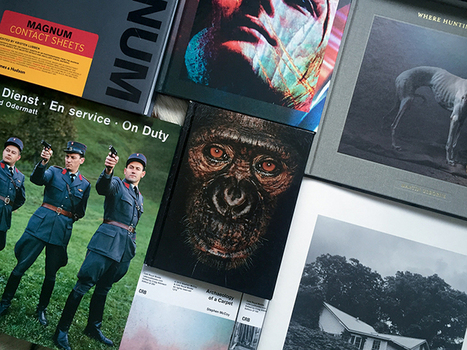 Photographer Dan Wilton on his most-loved books | What's new in Visual Communication? | Scoop.it