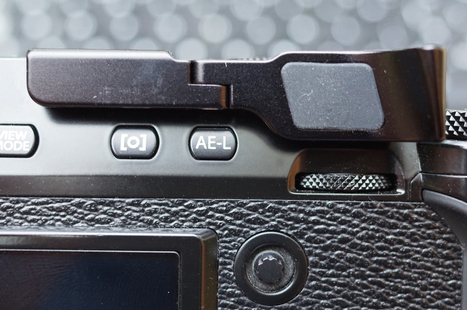 Fuji X-Pro2: Lensmate thumb rest and soft release transform handling | Fujifilm X Series APS C sensor camera | Scoop.it