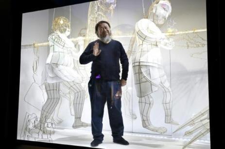 L'artiste Ai Weiwei s'installe au Bon Marché, à Paris | Expositions parisiennes | Scoop.it