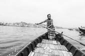 Boatsman on his boat, Sadarghat Boat Terminal, Dhaka, Bangladesh, Indian Sub-Continent, Asia   Pavel Gospodinov Photography   PAVEL GOSPODINOV PHOTOGRAPHY   Scoop.it