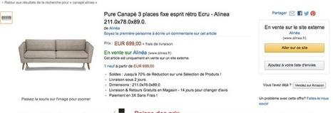 Comment Amazon s'est imposé dans les habitudes de consommation des Français   Revue de Presse Marketing   Scoop.it