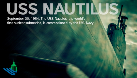 USS Nautilus commissioned - Sep 30, 1954 - HISTORY.com   News and Insights for Better Banking   Scoop.it