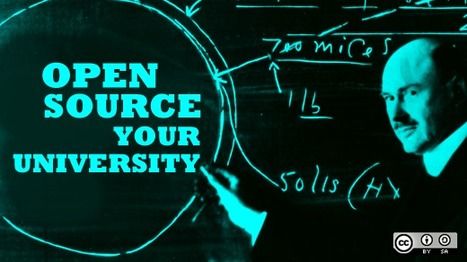 The open source business model for higher education | opensource.com | Free Education | Scoop.it