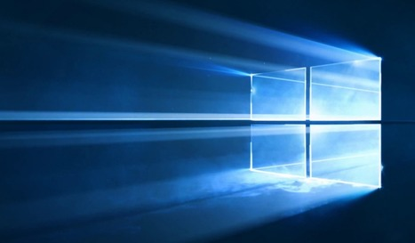 Windows 10 uses your bandwidth to share updates   Sys&DBA   Scoop.it
