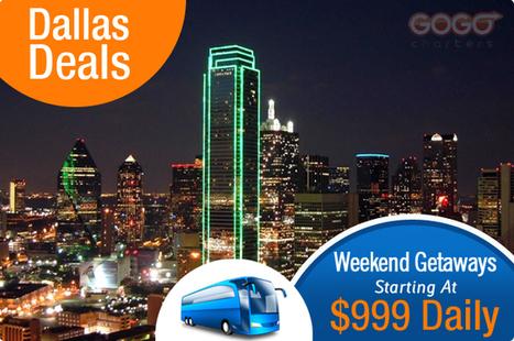 Charter Bus Dallas   gogocharters   Scoop.it